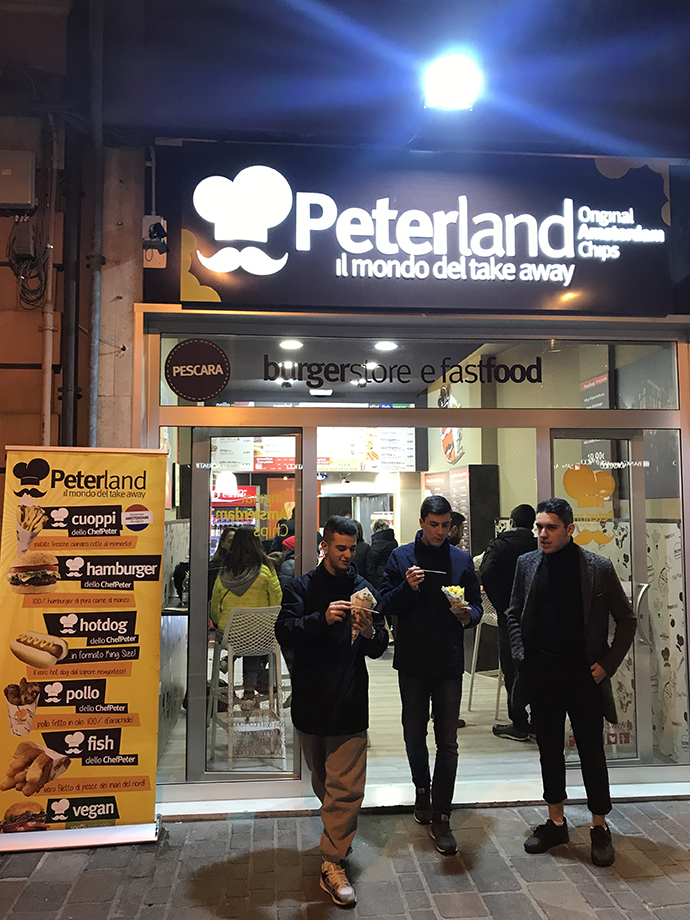 peterland pescara